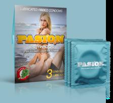 Condones Pasion Estriados 2