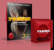 Condones Pasion Estriados 3